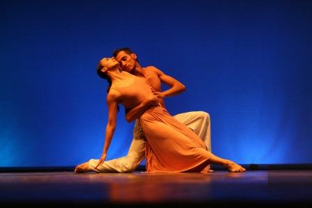 Danza moderna - Andrea Sparvieri