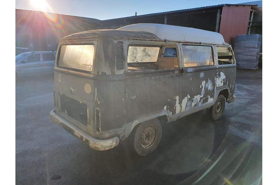 72 T2 Dormobile