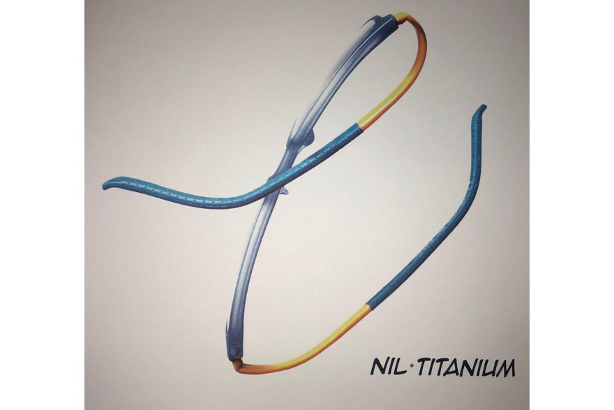 Nil-Titanium occhiali indistruttibili