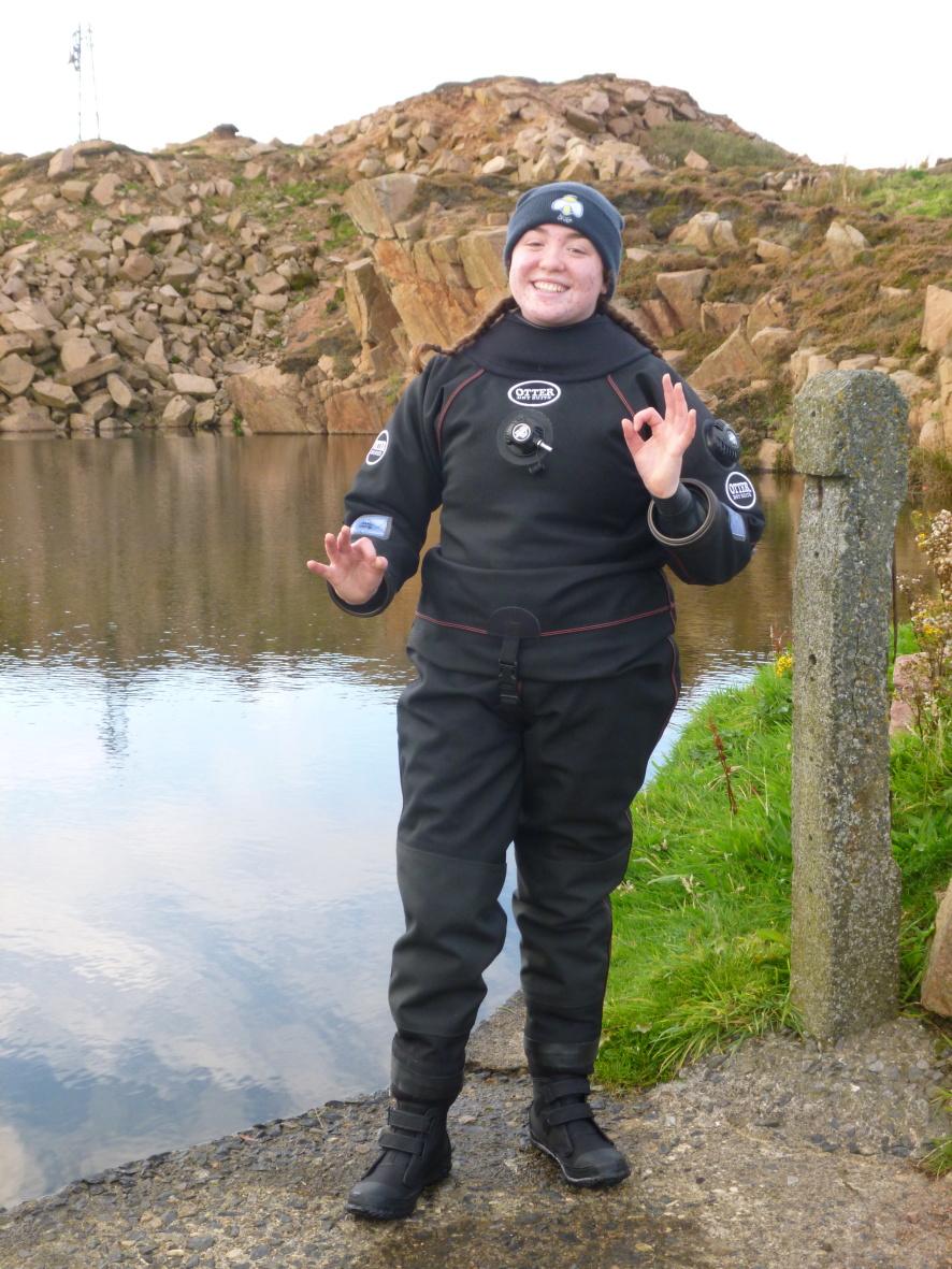 Happy Diver Drysuit