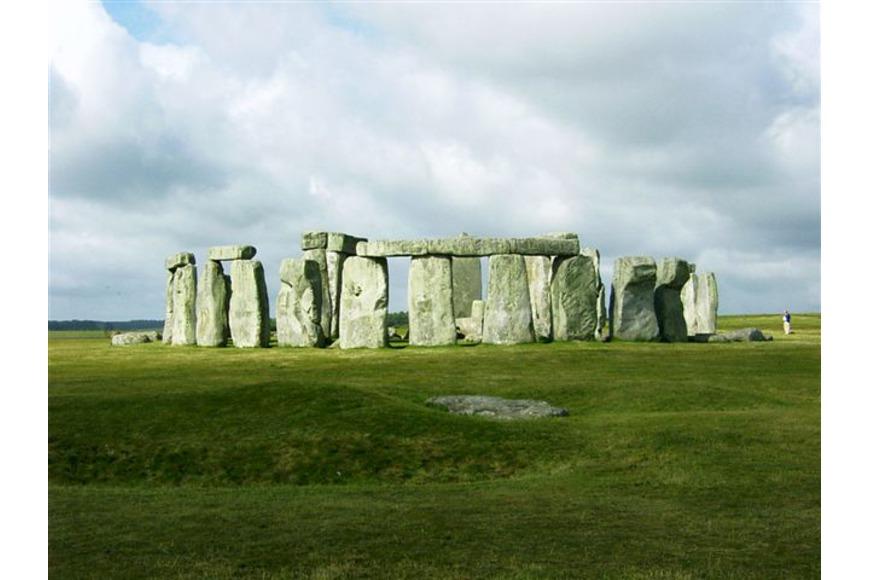 cercle de pierres Stonehenge
