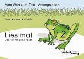 Lies mal 2 - Das Heft mit dem Frosch