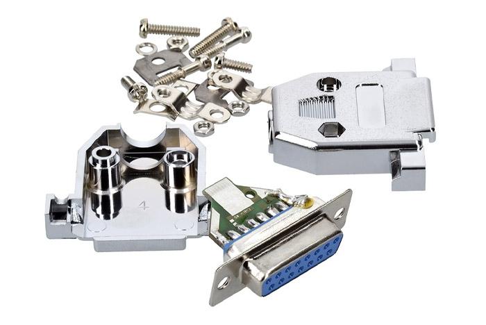 Stecker ST Gegenstecker mit Löthilfe für KRT2 und KTX2