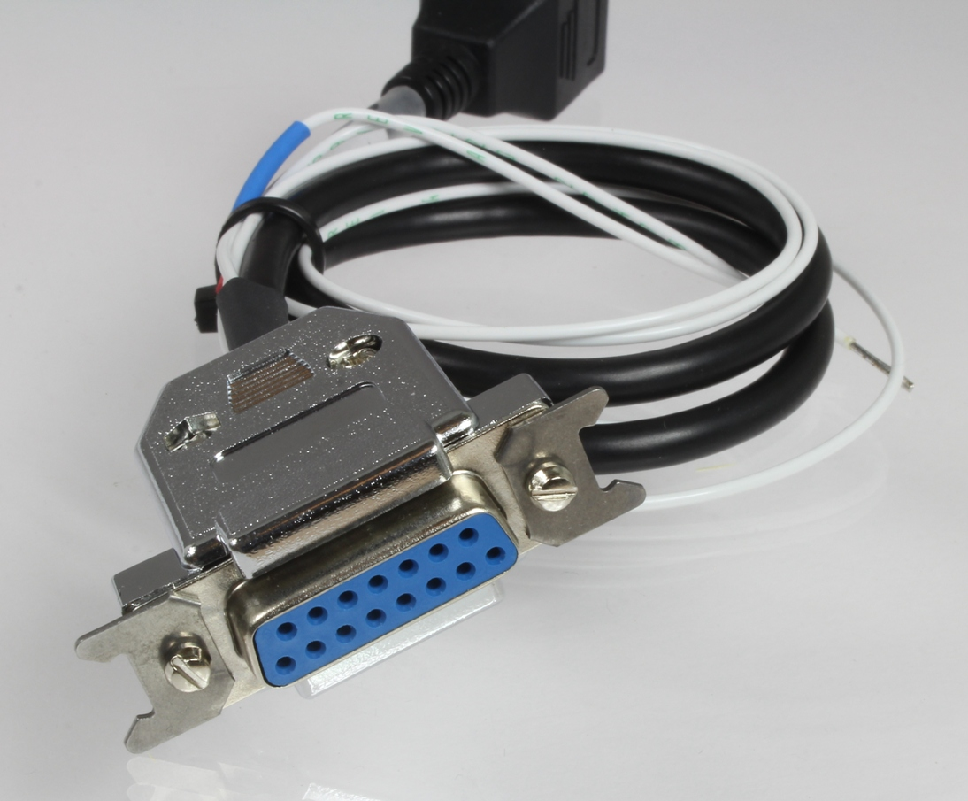 KBSX1 Transponderkabelsatz mit Adapter für GPS Maus