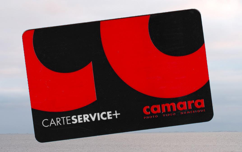 CARTE SERVICE PLUS 25€
