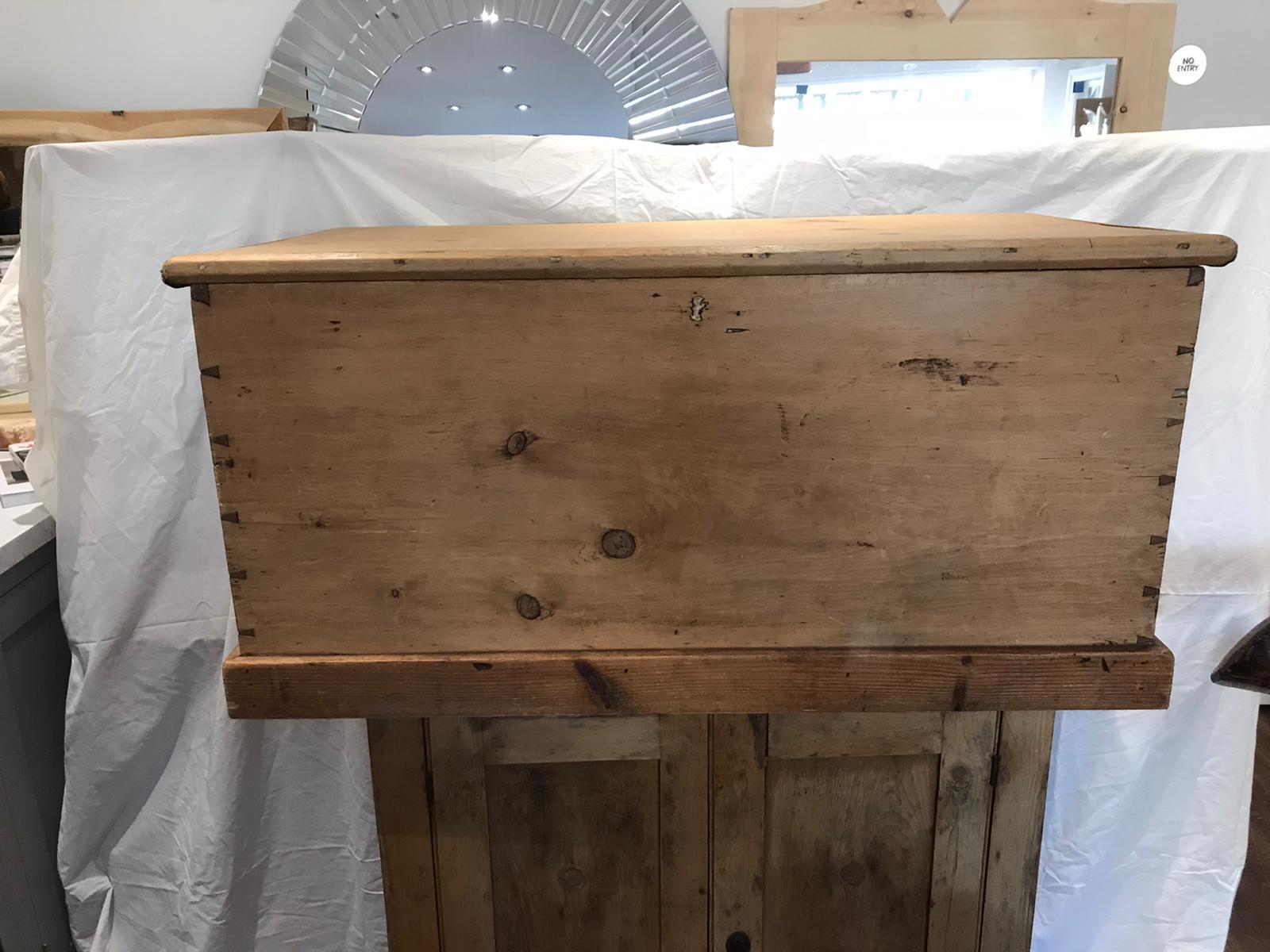 Victorian Blanket Box