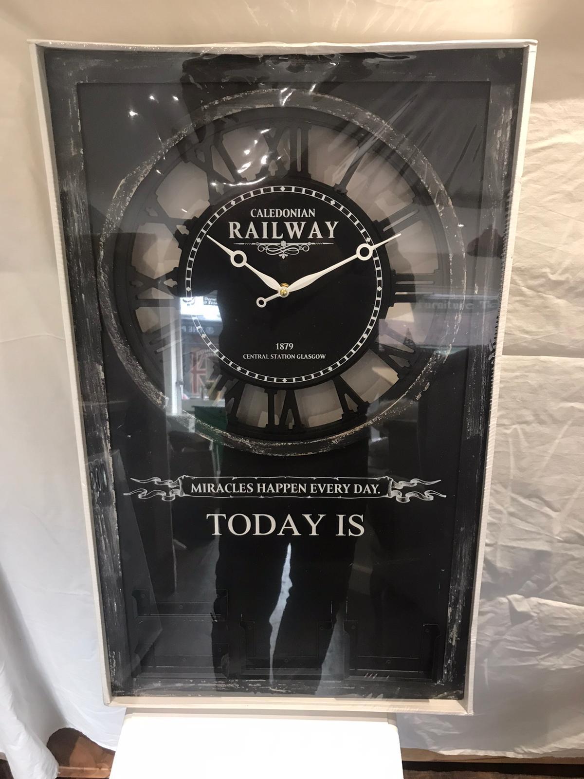 Miracles Clock