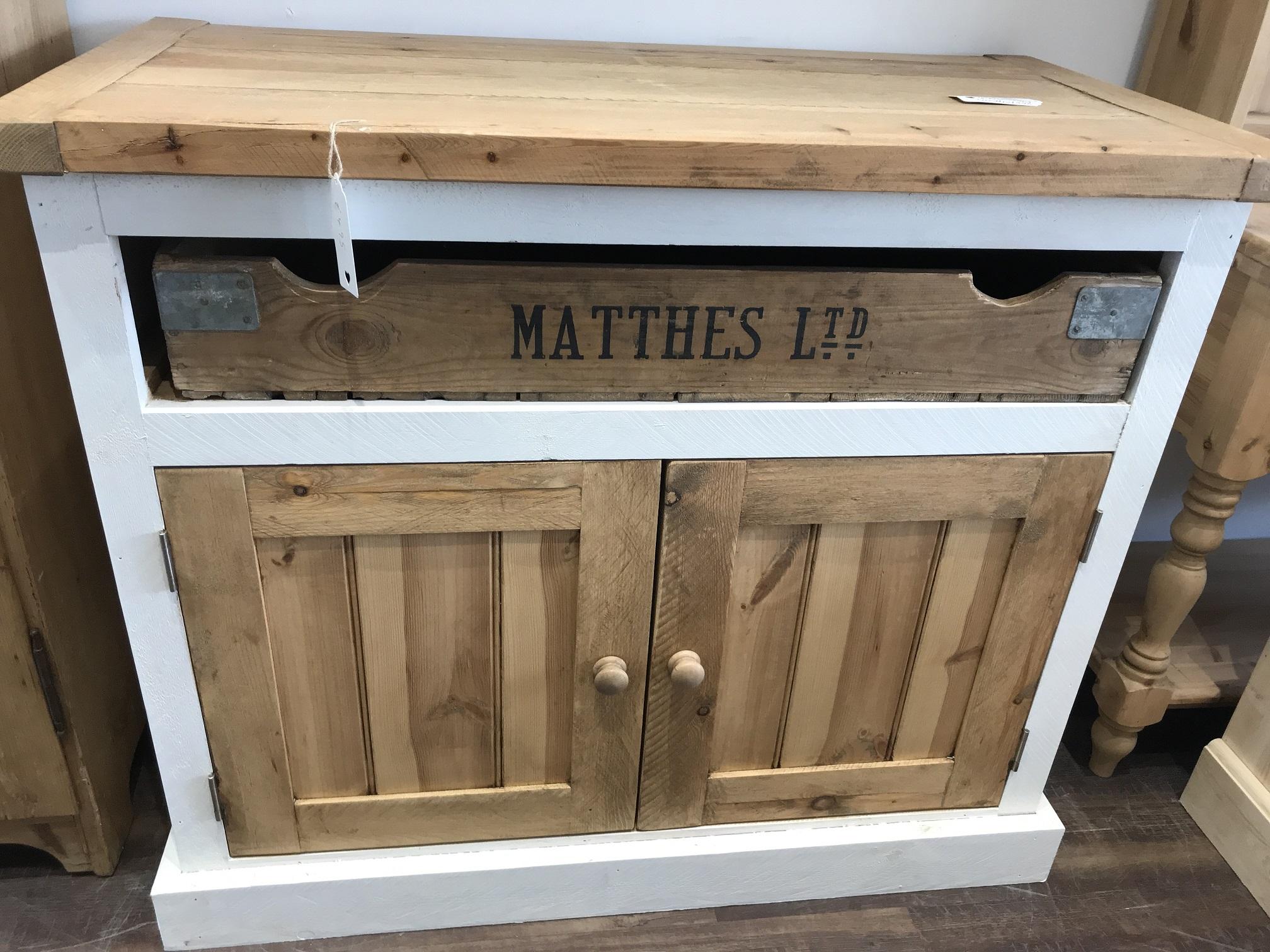 Rustic Kitchen Unit