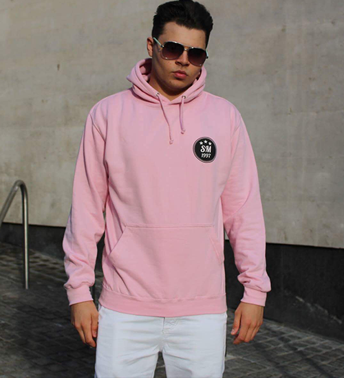 Steven Mills Logo & Confidence Quote Hoodie (Best Seller)