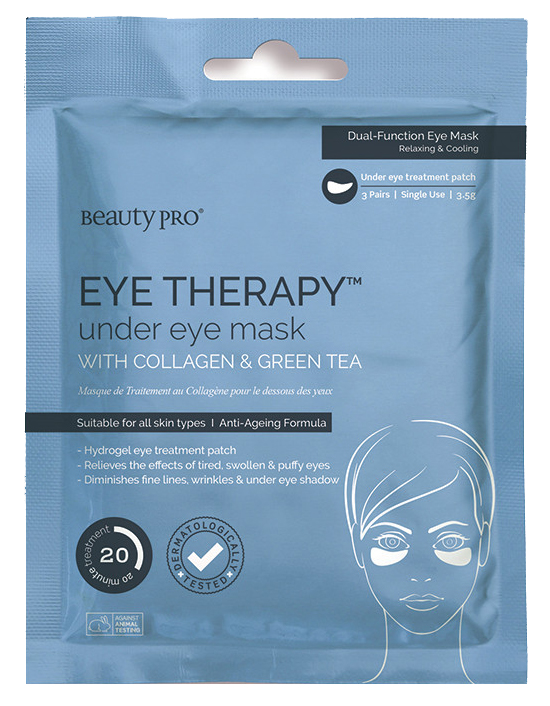Eye Therapy with Collagen & Green Tea