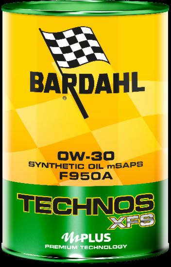 TECHNOS XFS F950A 0W30