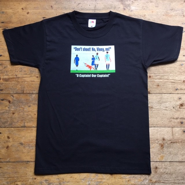 """Vincent Kompany """"No Shoot"""" T/Shirt"""
