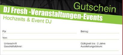 Gutschein/Rabatt