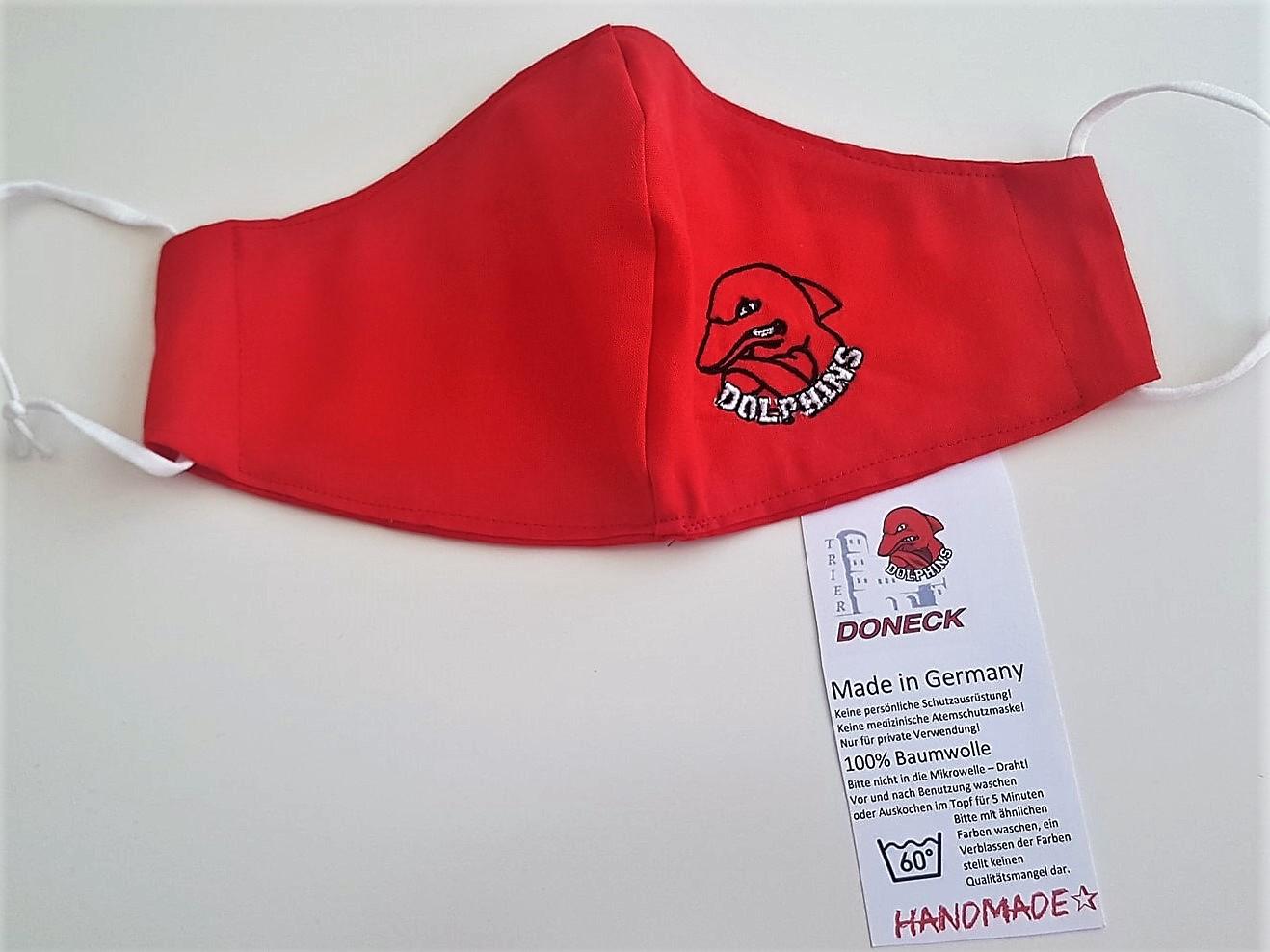 DONECK Dolphins Trier Maske