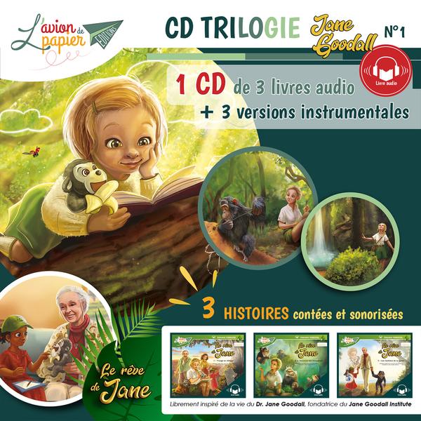 CD LE REVE DE JANE