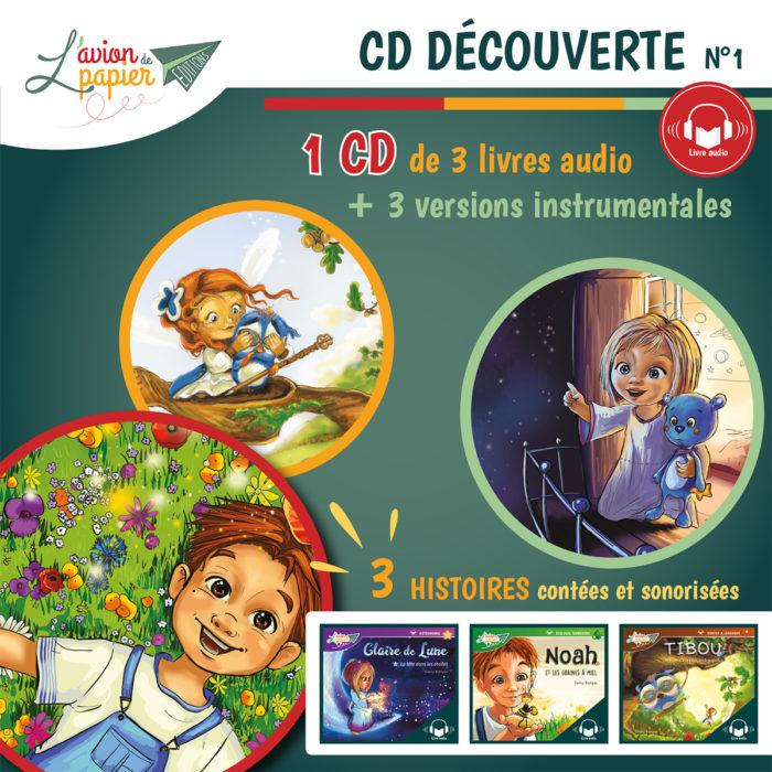 CD DECOUVERTE N°1