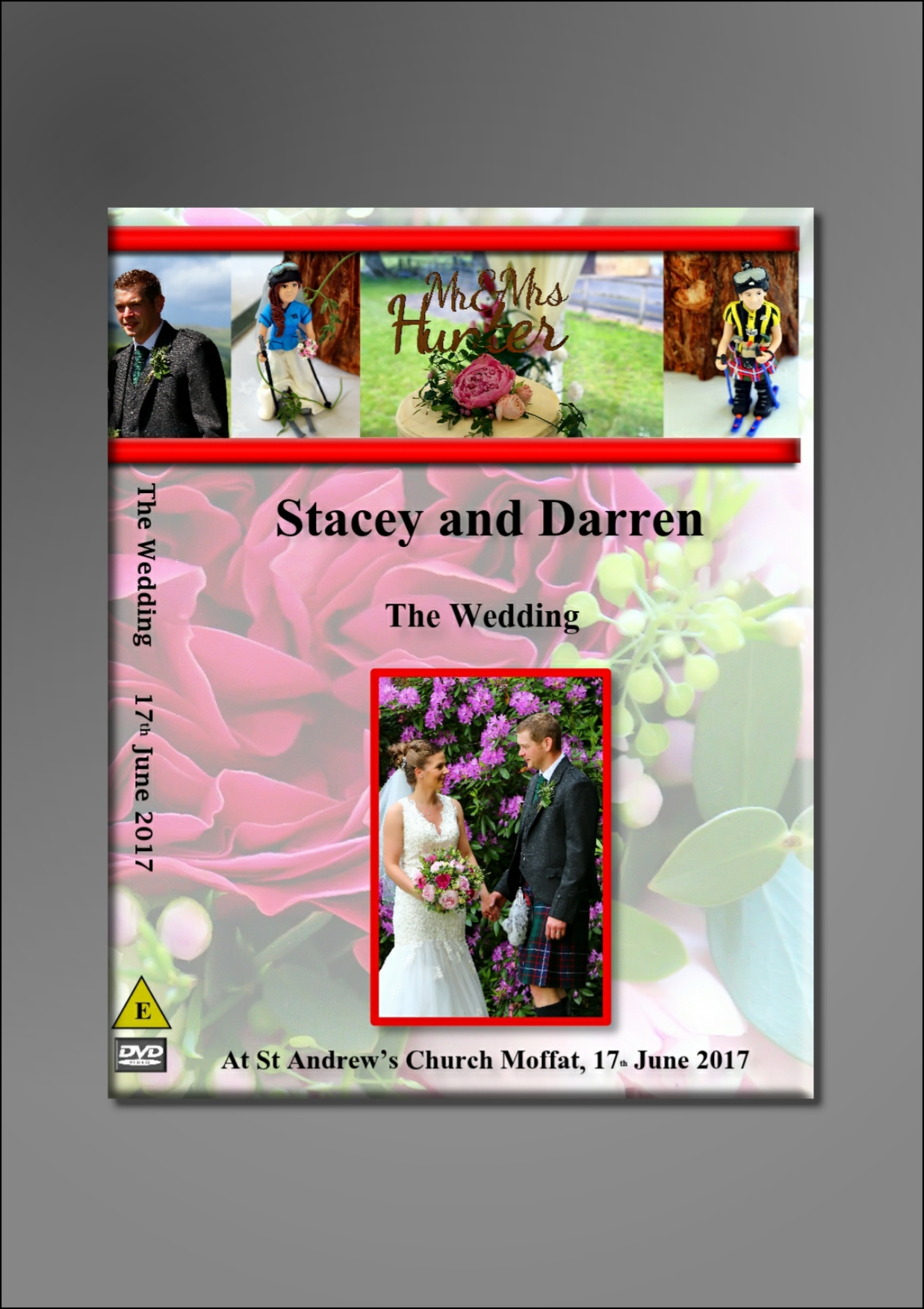 Tracey and Darren's DVD
