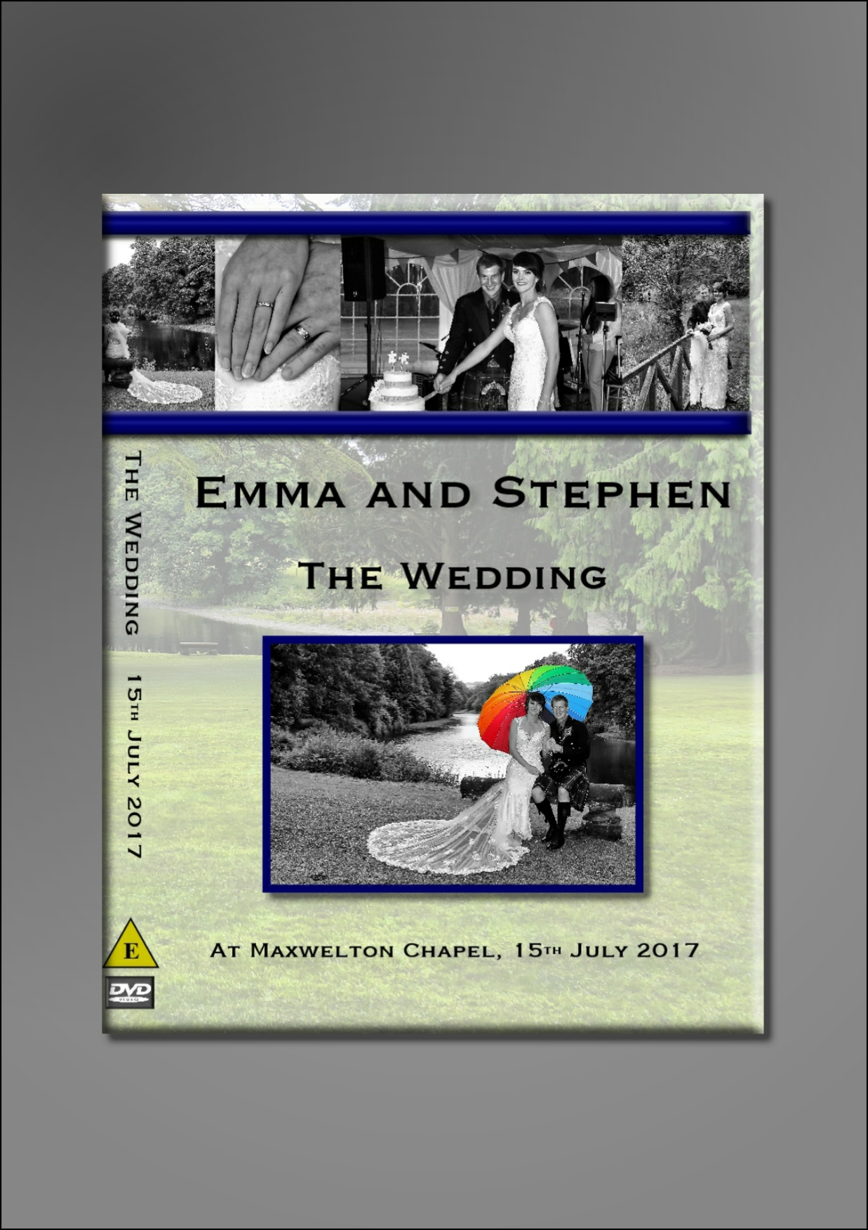 Emma and Stephen's DVD
