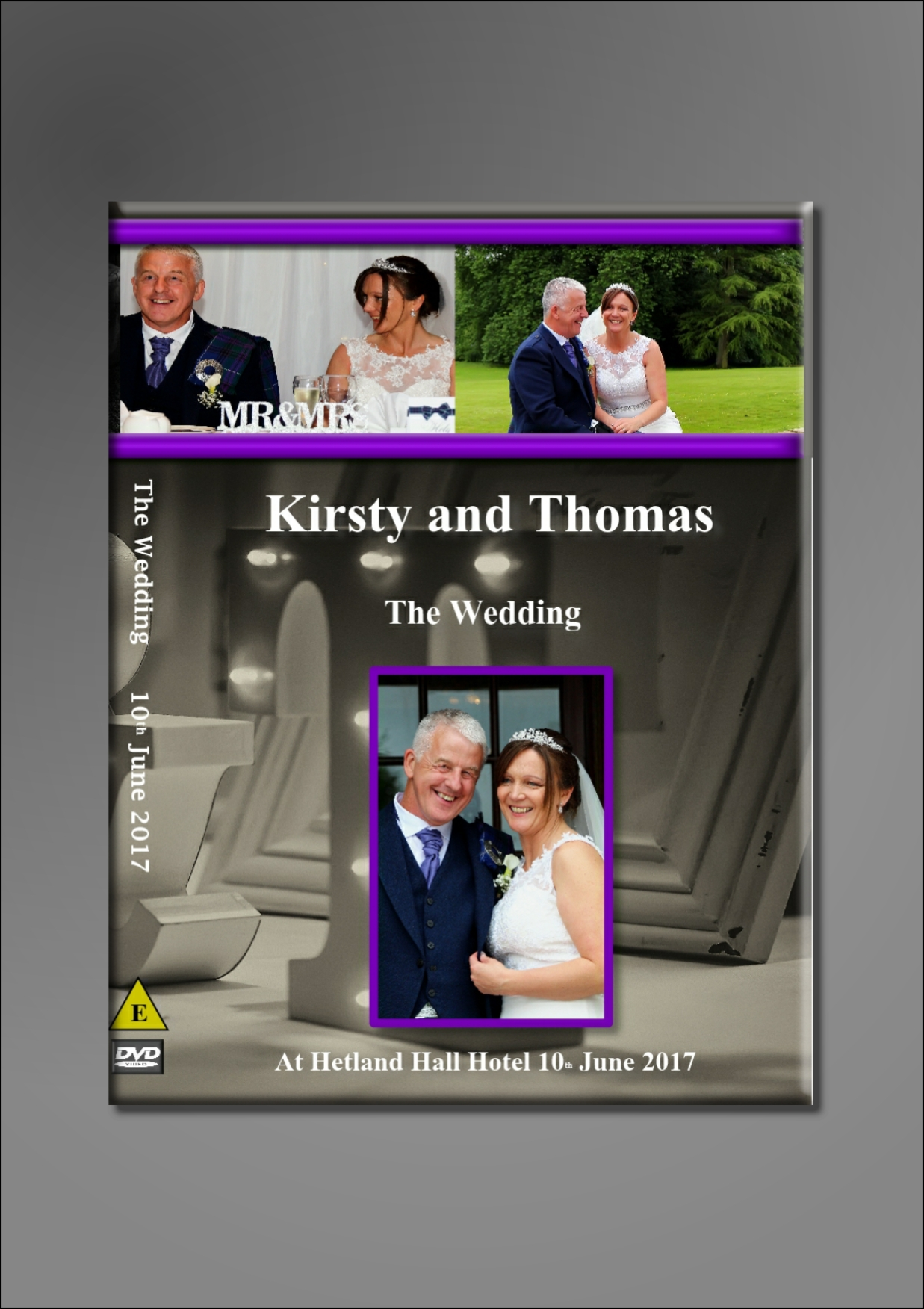 Kirsty and Tom's DVD