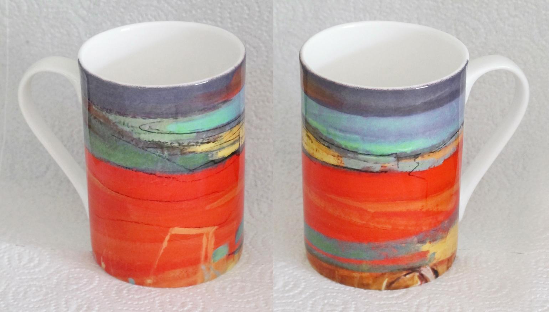 Bone china mug Opus 381