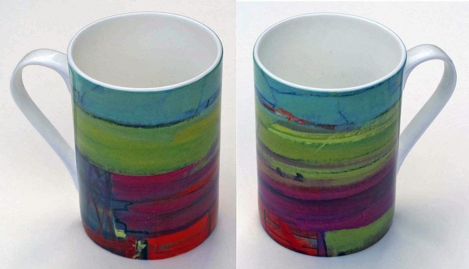Bone china mug Opus 356