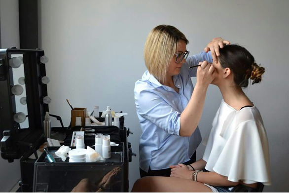 Corso di make up - tutorial