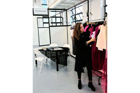 Elisa Lassati debutta al Ready To Show