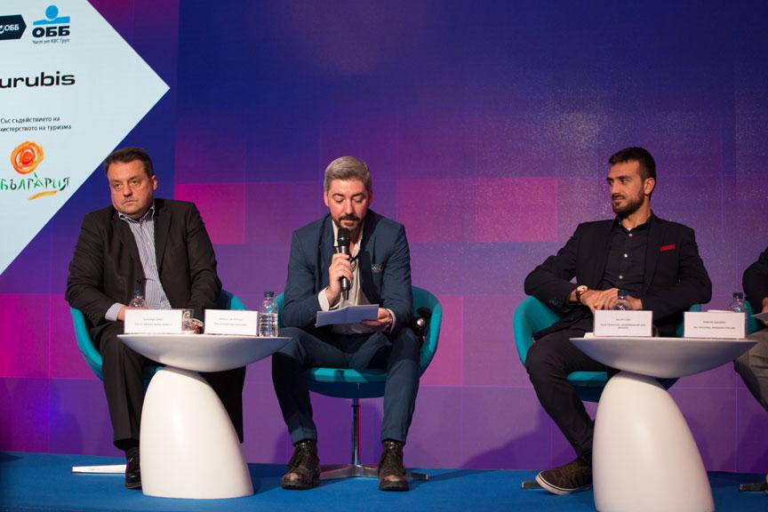 Daniele C.M. Fittole in diretta su Bloomberg TV