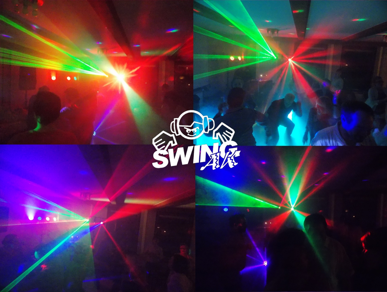 DJ SWING-AK Lichteffekte