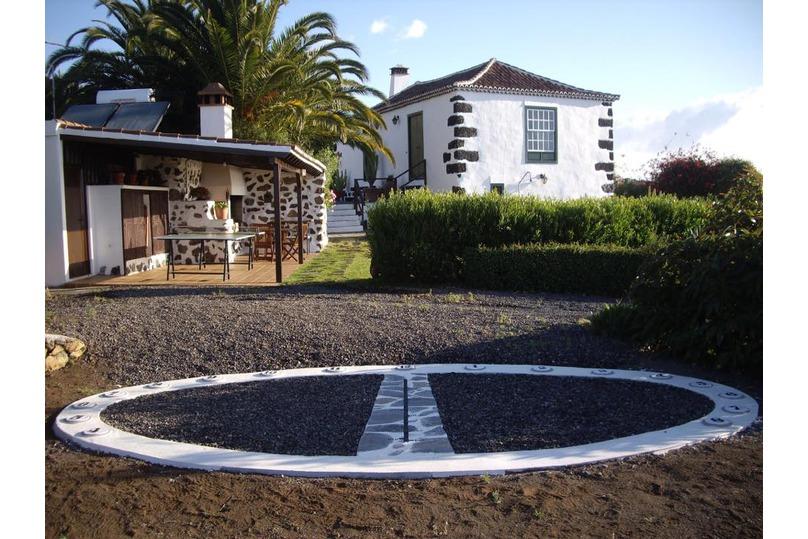 Reloj de Sol en La Palma