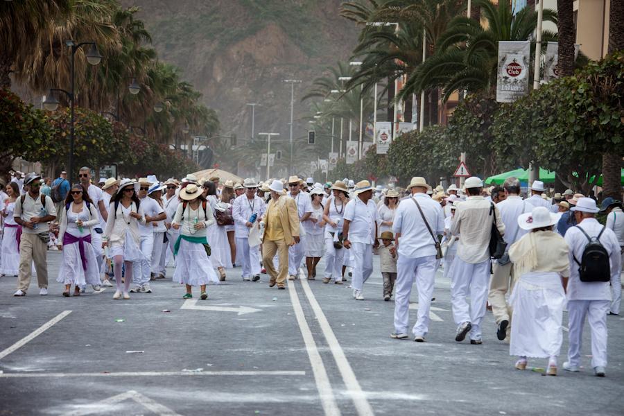 Carnaval de Los Indianos. La Palma