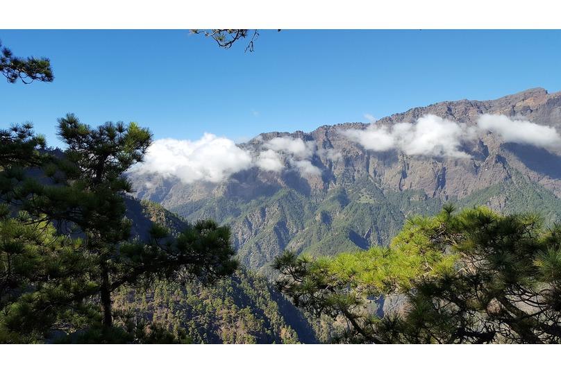 Vista de La Caldera desde La Cumbrecita
