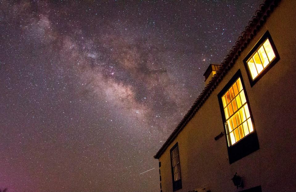 Astroturismo en Casa Rural