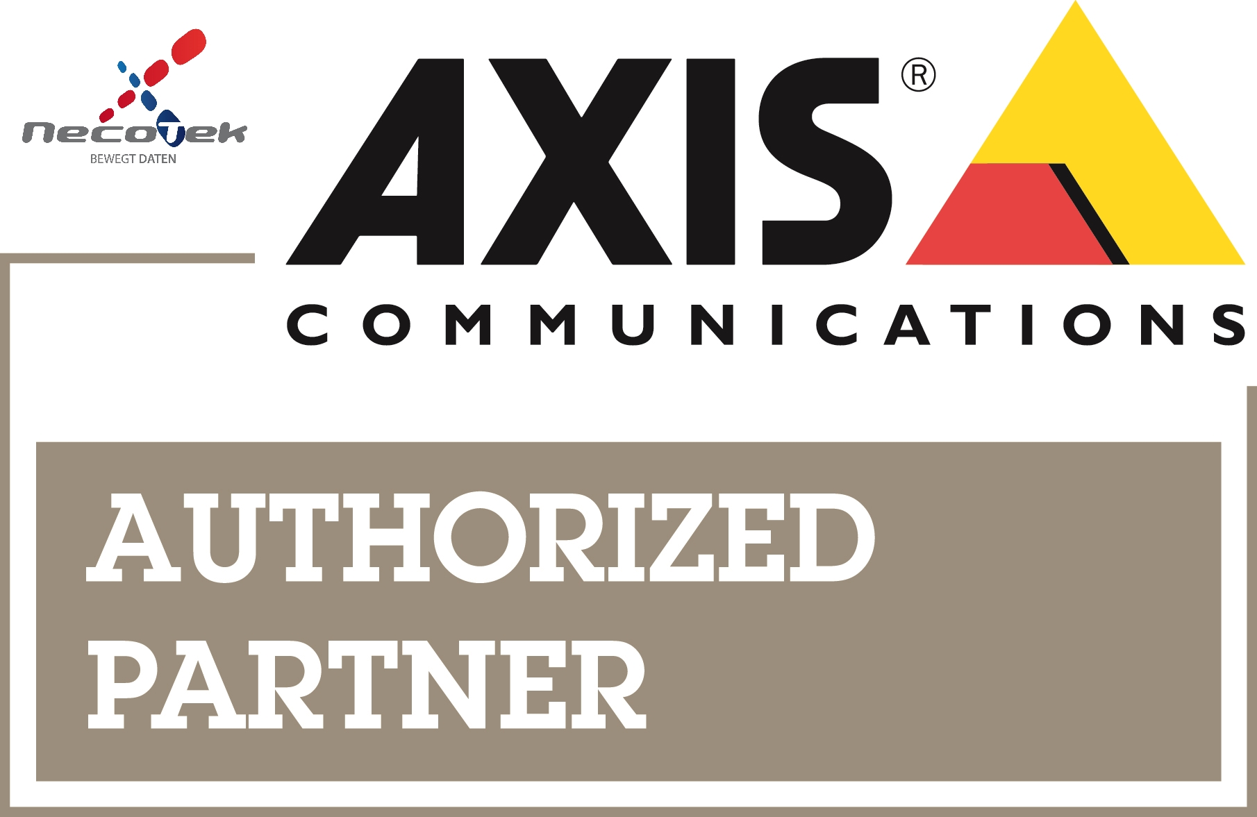 Axis Authorized Partner Necotek