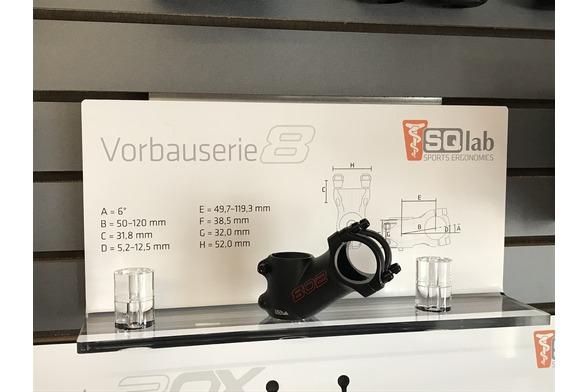 Sqlab Vorbau 35 Grad
