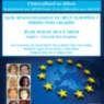 Table ronde : Quel renouvellement du RÉCIT EUROPÉE