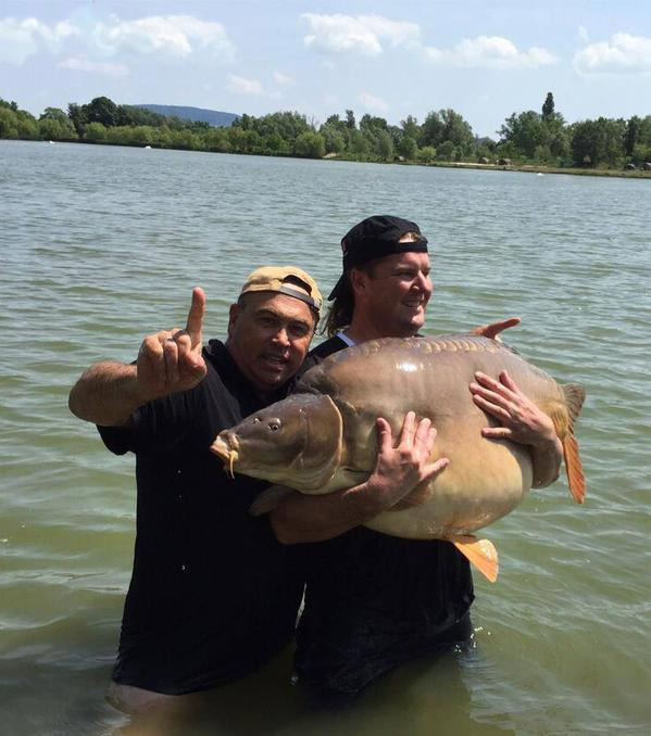 World Record 105lb 13oz