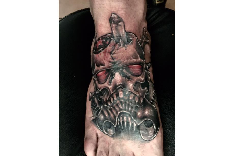 Inkdependent Tattoo Hamburg