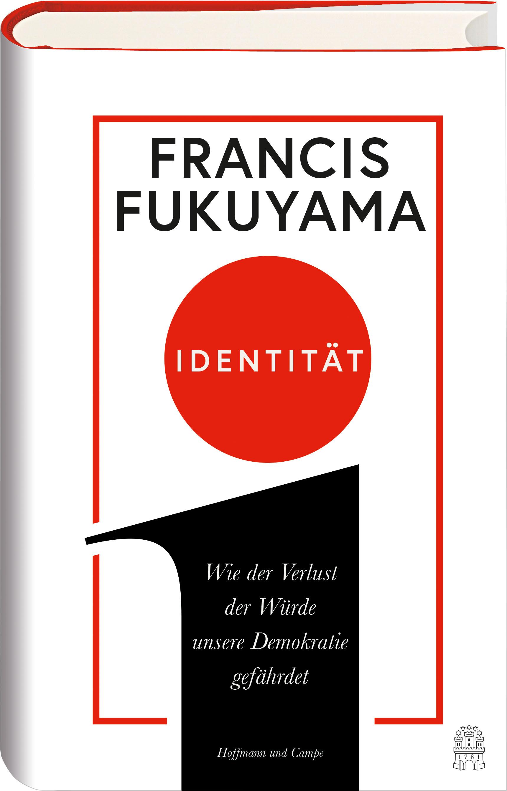 "Coverabbildung Francis Fukuyama, ""Identität"""