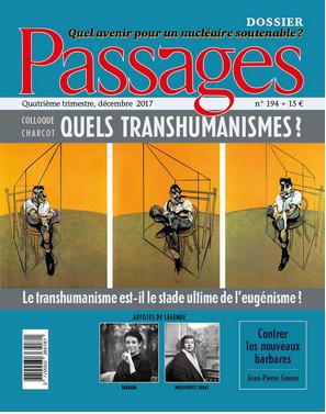 N° 194 Spécial FMDD Nucléaire et Transhumanismes
