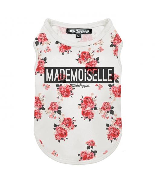 Tee-shirt Mademoiselle L MilkandPepper