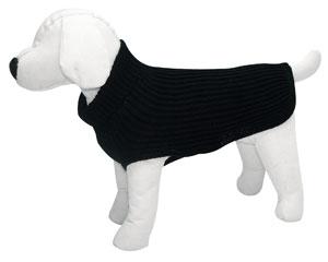 pull laine noire