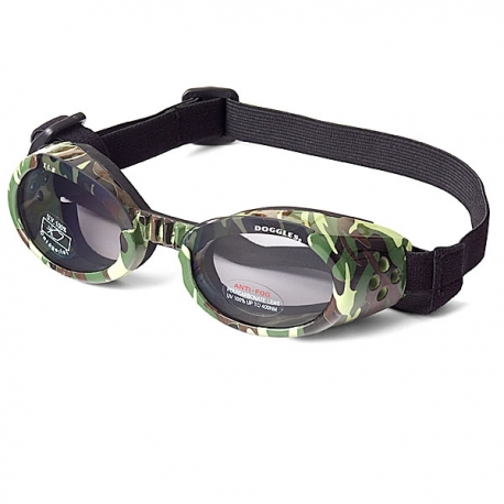 Lunettes Doogles camouflage