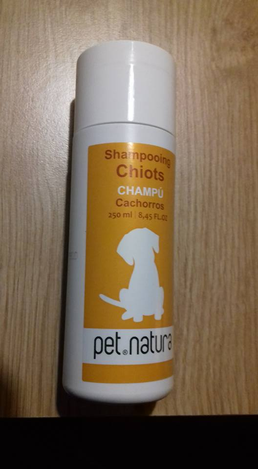 shampoing pour chiots