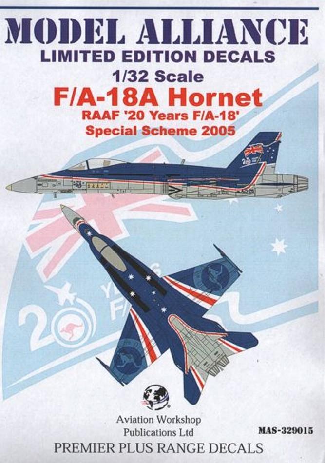 329015 McDonnell-Douglas F/A-18A Hornet
