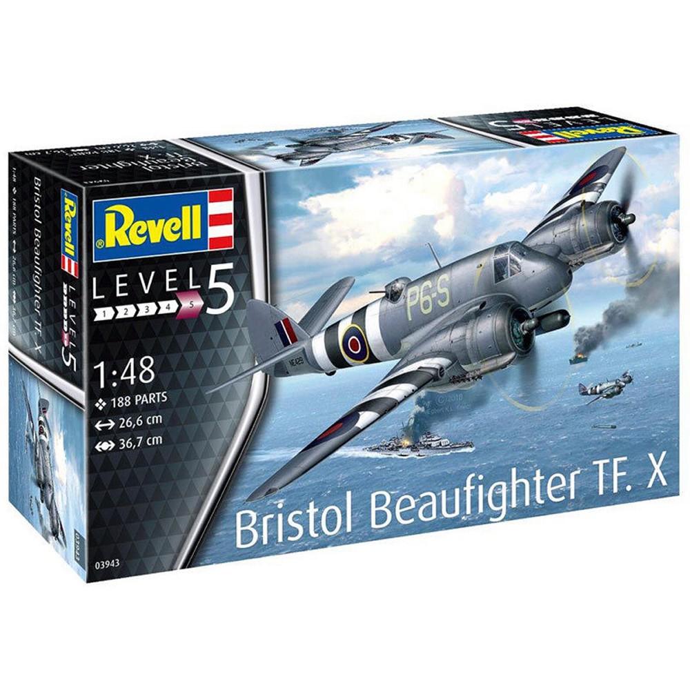 Revell 1:48 Bristol Beaufighter TF Mk.X