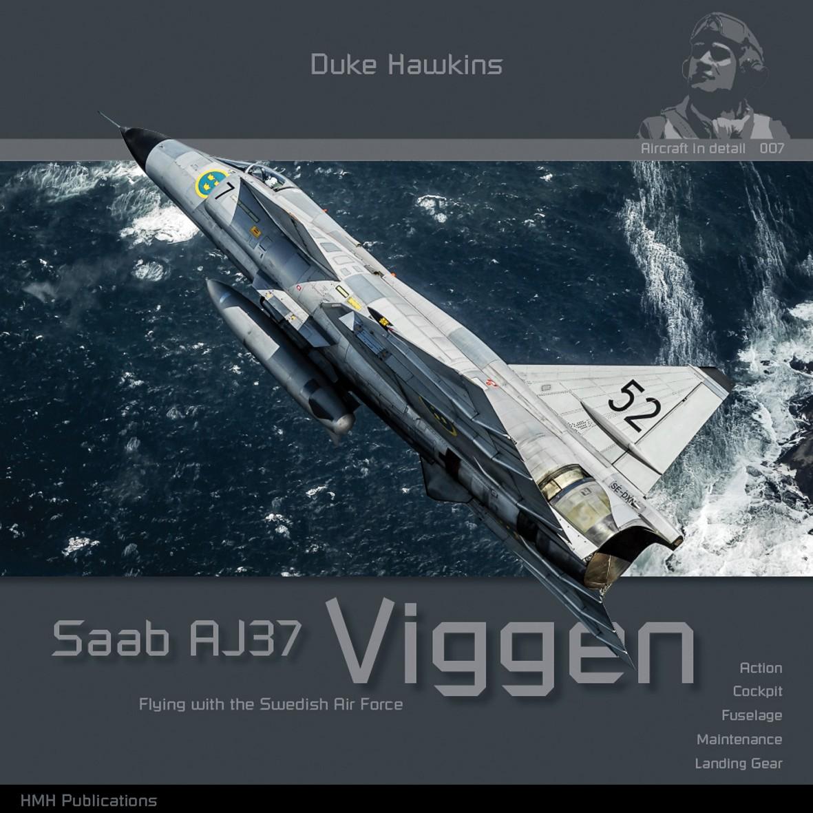 Duke Hawkins: Saab Viggen