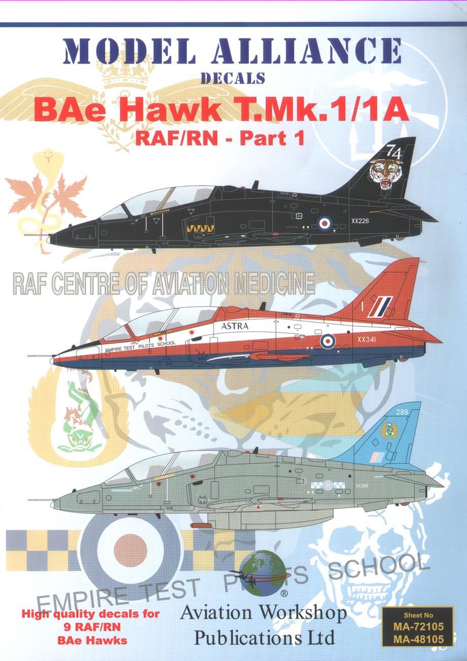 48105 BAe Hawk T.1