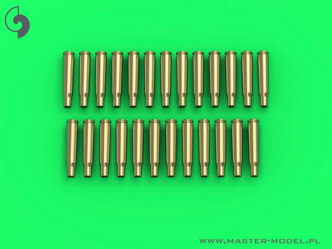 MASTER 1:35 GM35020 Browning .50 caliber (12.7mm) - empty shells (25pcs)