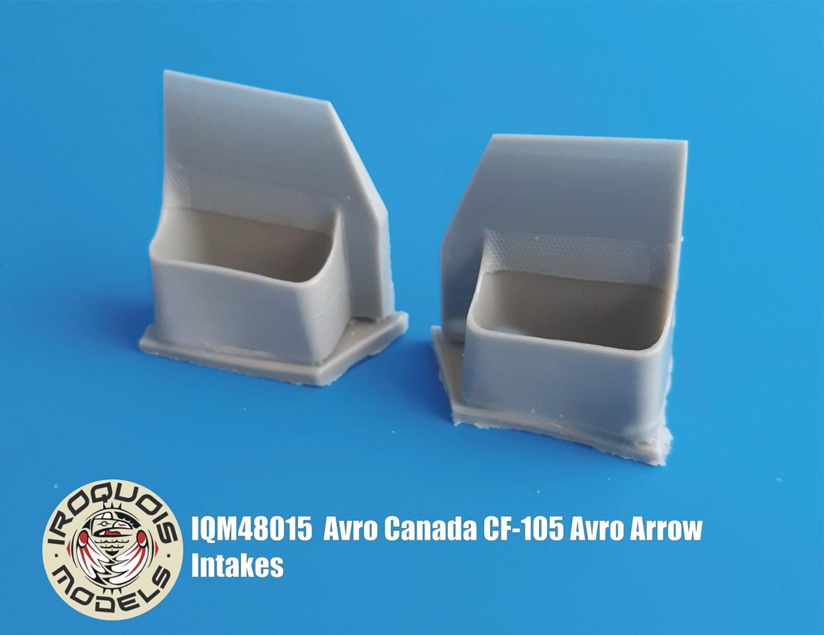 IQM48015 Avro Canada CF-105 Avro Arrow Intakes